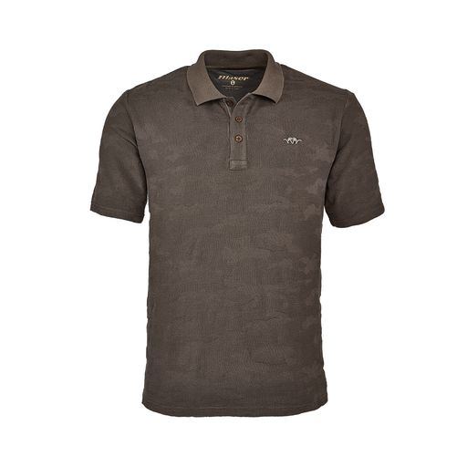 Blaser Jacquard Polo Men´s