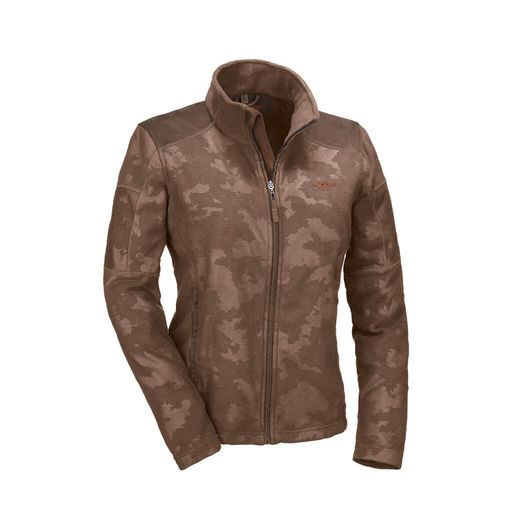 Blaser Outfits Camo-Art Fleece Jacke Mira
