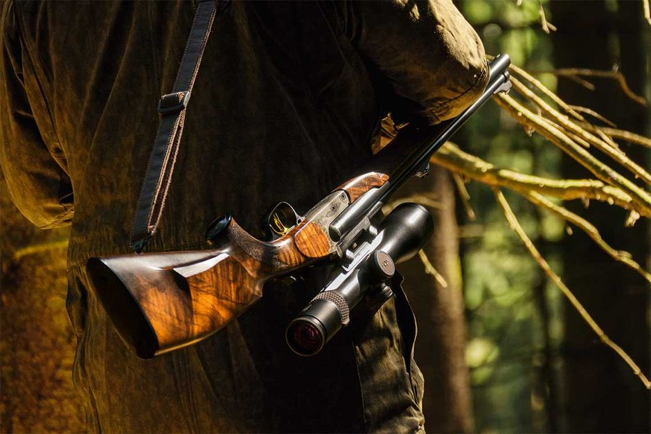 Combination Guns - Blaser Jagdwaffen