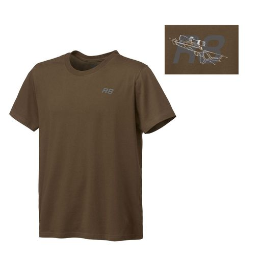 Blaser Outfits R8 T-Shirt Men brown