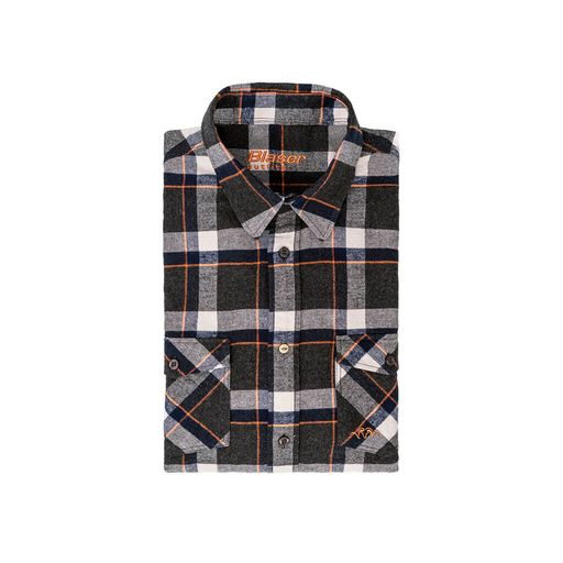 Blaser Outfits Men's Light Flannel Shirt Diego