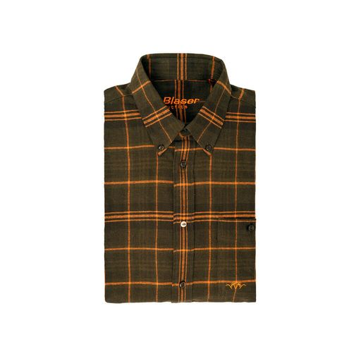 Blaser Outfits Men's Flannel Shirt Juri