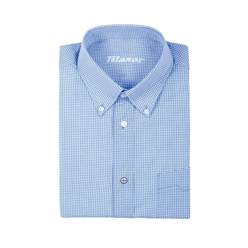 Blaser Outfits Poplin Shirt Classic Men