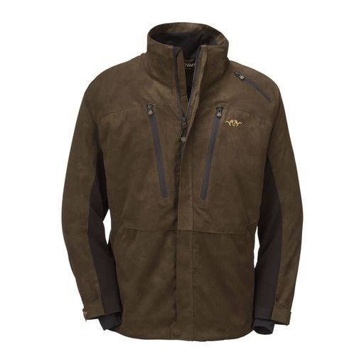 Blaser Outfits Suede Jacke Light Mark