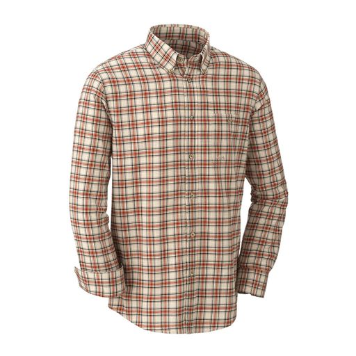 Blaser Outfits Soft Flannel Shirt Classic Men´s