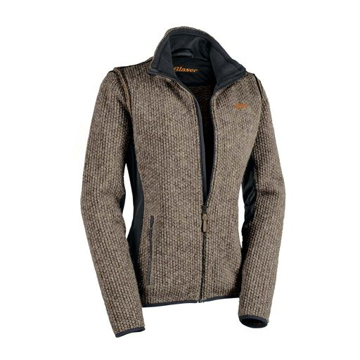 Blaser Wool Fleece Jacket Ladies