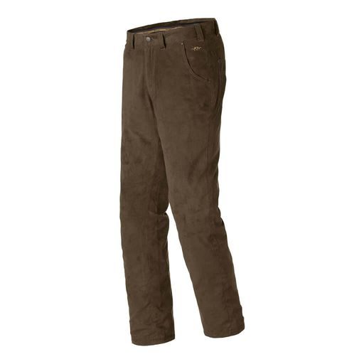 Blaser Outfits Suede Hose Light Markus