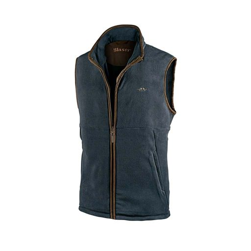 Blaser Basic Fleece Vest Men