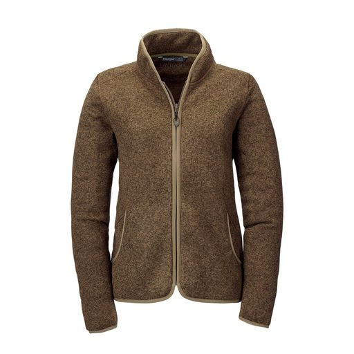 Blaser Outfits Damen Fleece Jacke Bettina