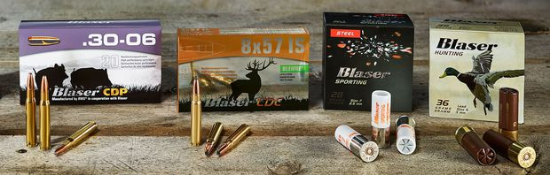 BLASER AMMUNITION – Effective and accurate