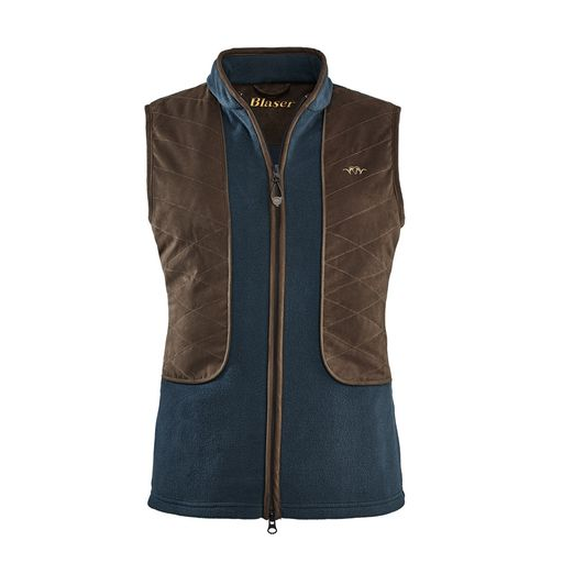Blaser Basic Fleece Vest Ladies