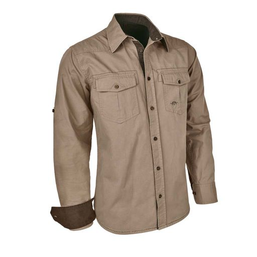 Blaser Outfits Twill Shirt Men