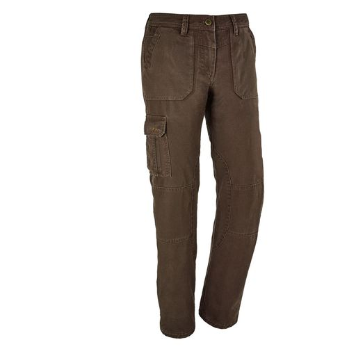 Blaser Canvas Trousers Winter Ladies