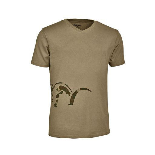 Blaser Logo V-T-Shirt Men´s
