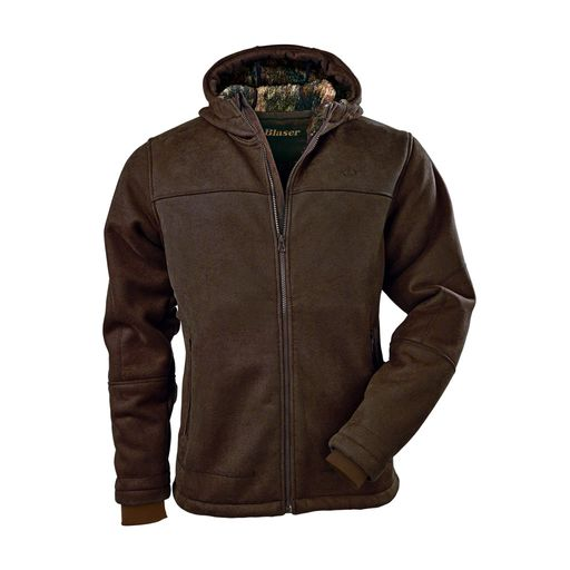 Blaser Suede Jacket Men