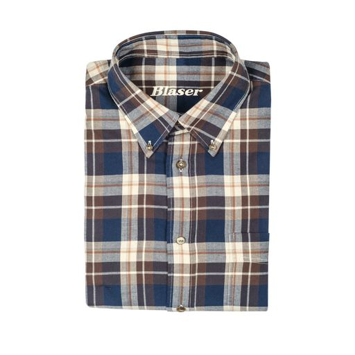 Blaser Flannel Shirt Classic Men´s