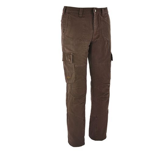 Blaser Canvas Trousers Winter Men
