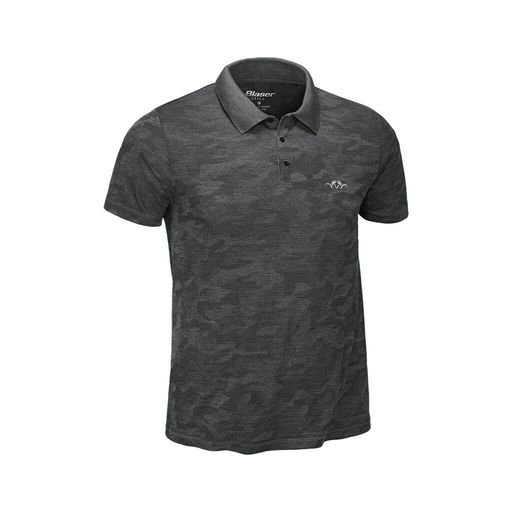 Blaser Outfits Funktions Polo Hemd Mike