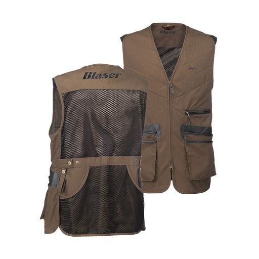 Blaser Outfits Shooting Vest Light Men