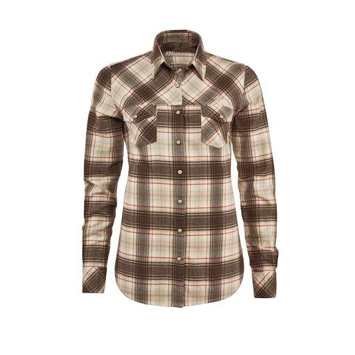 Blaser Outfits Twill Blouse Ladies