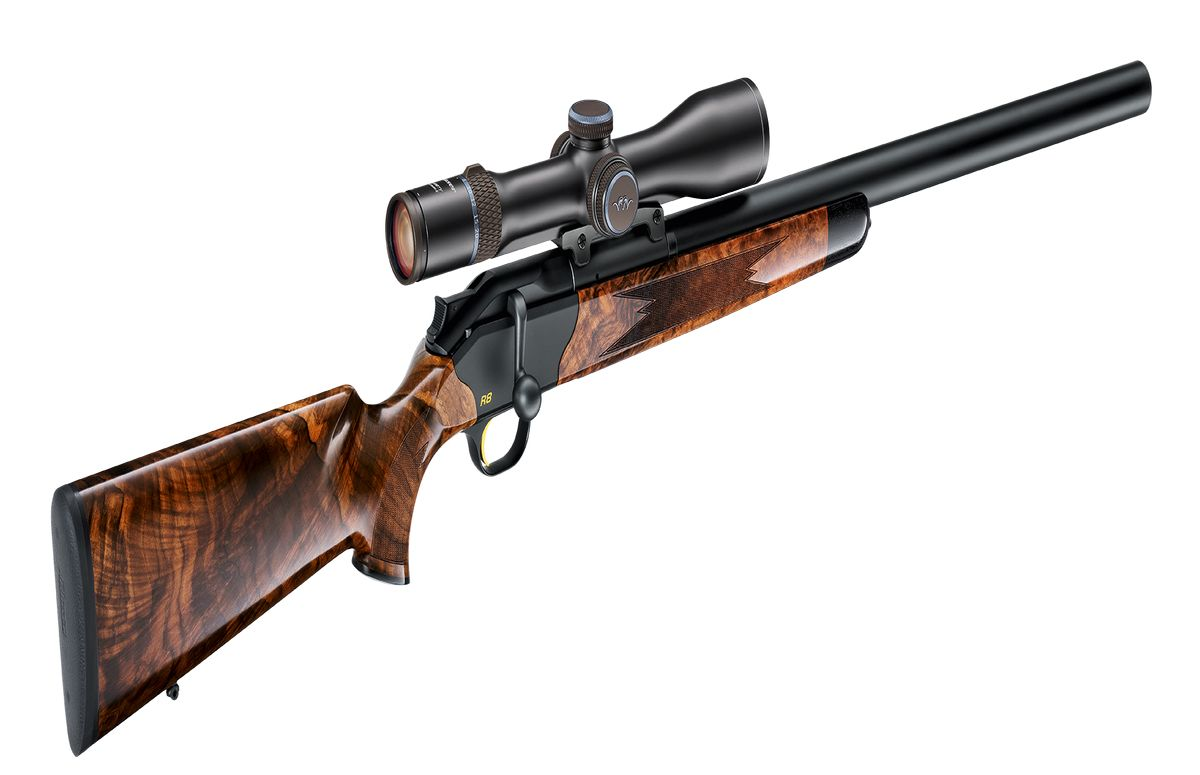 News Detail: Blaser Jagdwaffen