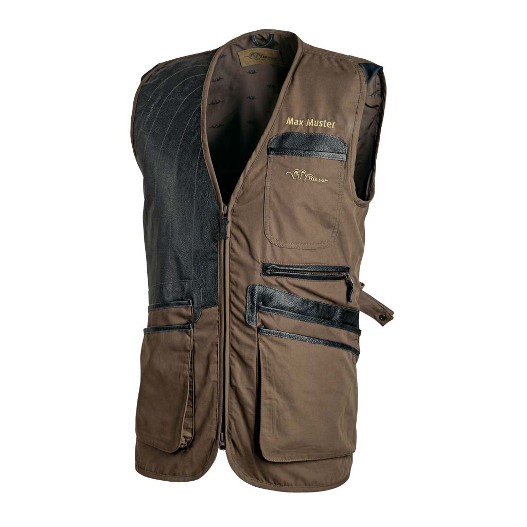Blaser Outfits 4-Season Shooting Vest right