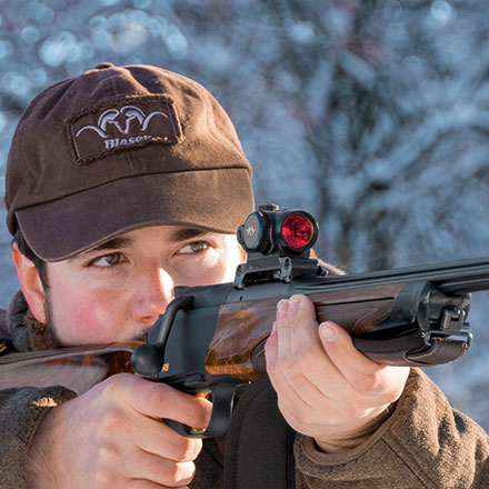 Blaser Optics – Red dot sight