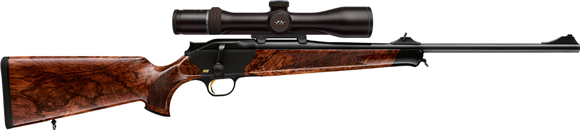 Blaser Repetierbüchse R8 Black Edition