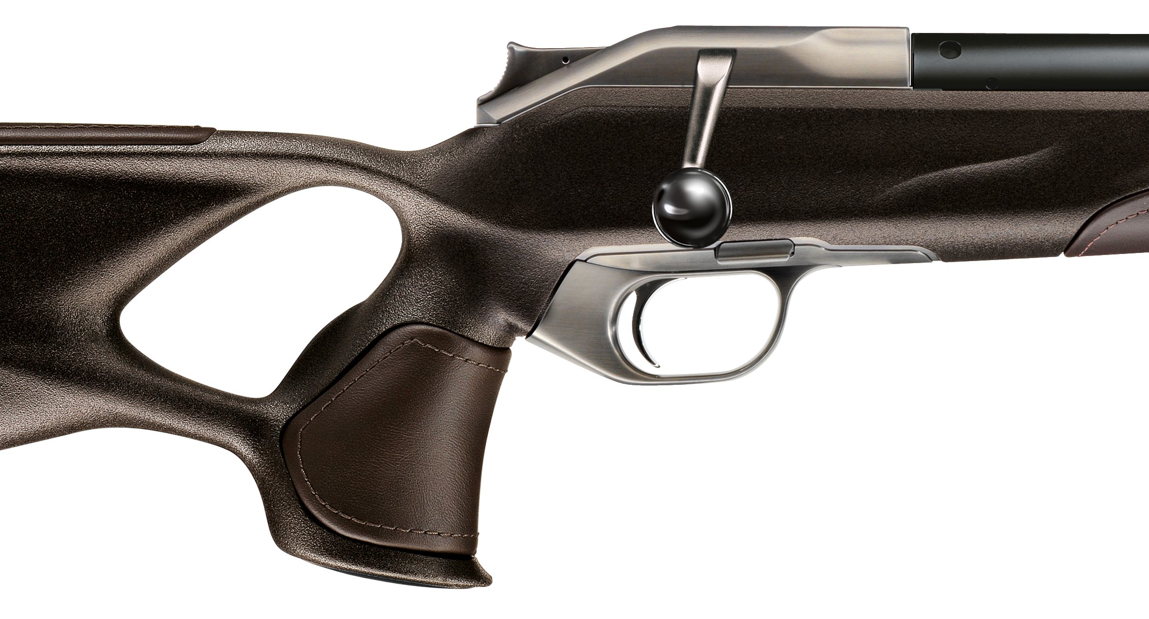 [Translate to Englisch:] Blaser Repetierbüchse R8 Ruthenium Systemkasten