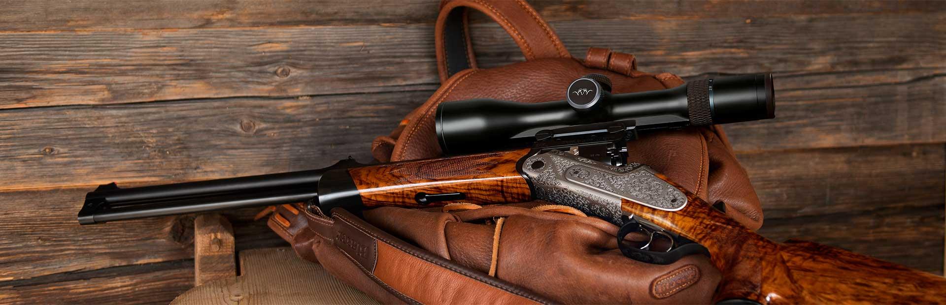 Kombinierte Waffen Blaser Jagdwaffen