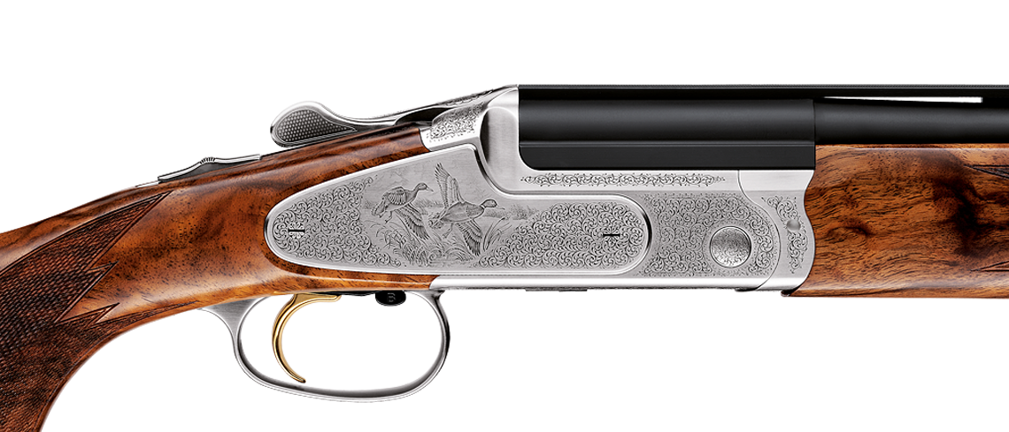 Sovrapposto Blaser F3 Baronesse cartelle laterali germani