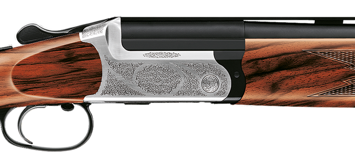 Blaser Bockflinte F3 Sistema de lujo páginas Arabesque right
