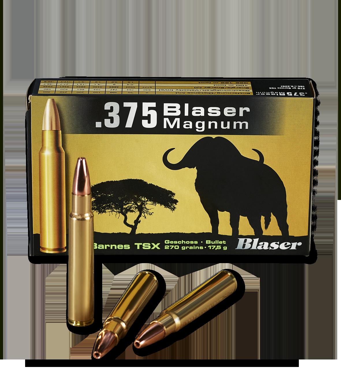 Blaser Magnum  A new generation of hunting bullets  - Blaser Jagdwaffen