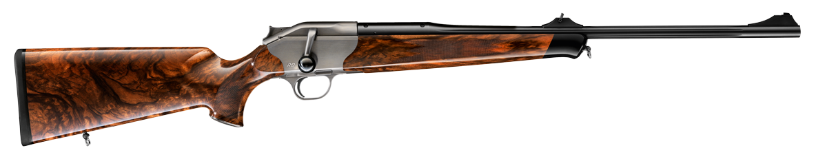 Blaser bolt action rifle R8 Ruthenium  without rifle scope