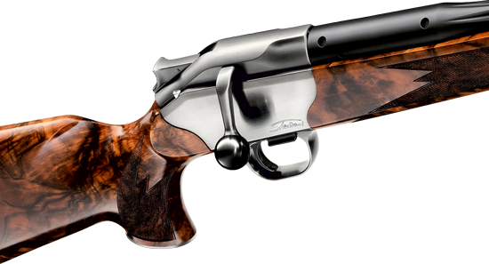 Blaser bolt action rifle R8 Stradivari receiver